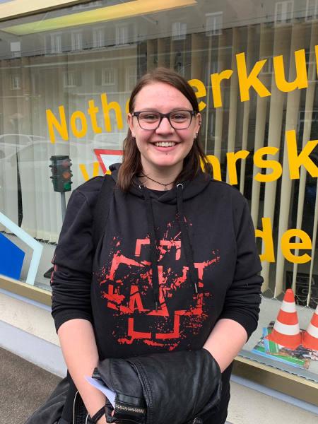 Praktische Führerprüfung - Chantal - 08.05.2019