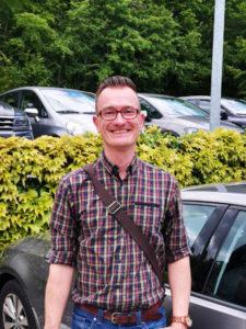 Praktische Führerprüfung - Andreas - 13.05.2019