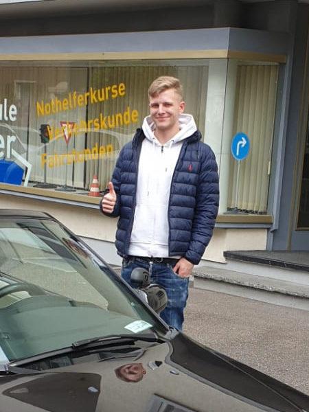 Praktische Führerprüfung - Noah - 17.05.2019