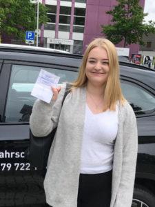 Praktische Führerprüfung - Melanie - 29.05.2019