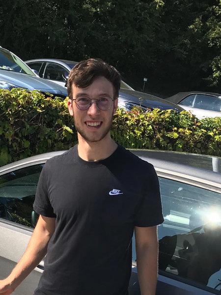 Praktische Führerprüfung - Laurin - 04.09.2019