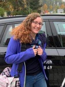 Praktische Führerprüfung - Melissa - 28.10.2019