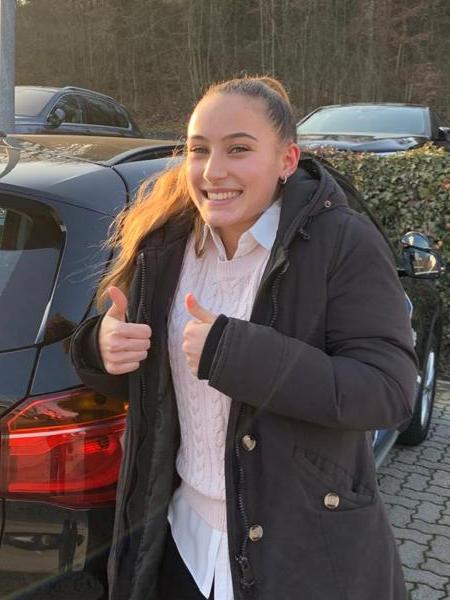 Praktische Führerprüfung - Amel - 22.01.2020