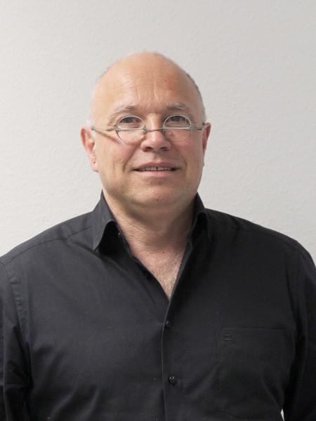 Fahrlehrer Daniel Hahn