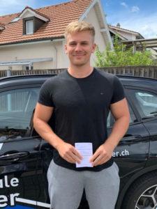 Praktische Führerprüfung - Oliver - 19.06.2020