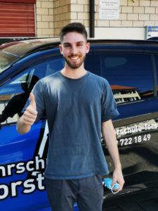 Praktische Führerprüfung - Florian - 25.06.2020