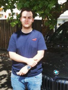 Praktische Führerprüfung - Julian - 01.07.2020