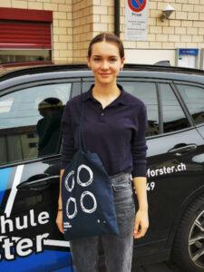 Praktische Führerprüfung - Sabine - 16.07.2020