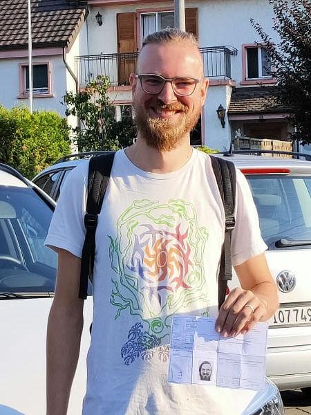 Praktische Führerprüfung - Chris - 12.08.2020