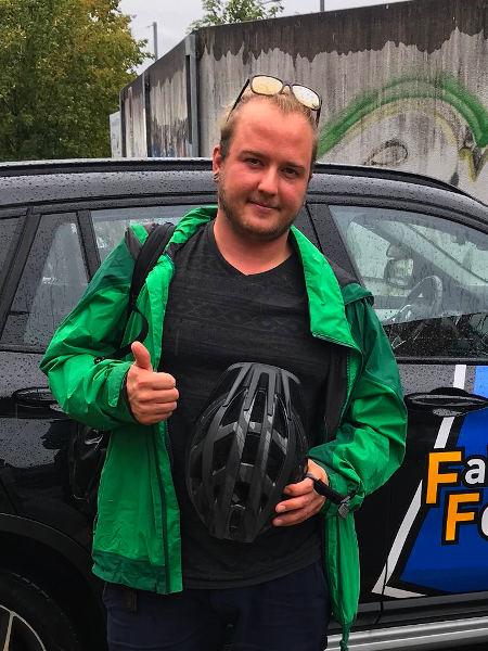 Praktische Führerprüfung - Daniel - 28.08.2020