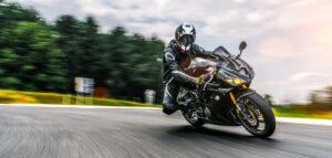 Motorrad Grundkurs Hintergrundbild