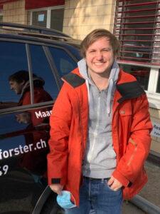 Praktische Führerprüfung - Lorenz - 10.11.2020