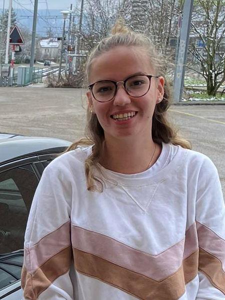 Praktische Führerprüfung - Alicia - 09.02.2021
