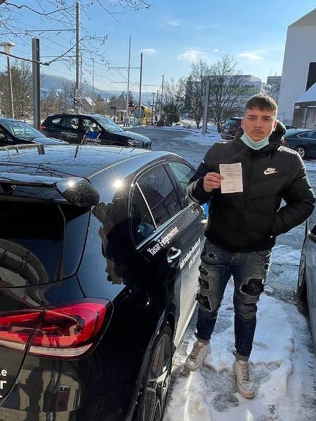 Praktische Führerprüfung - Ioannis - 11.02.2021