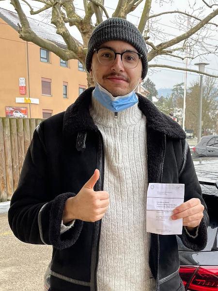 Praktische Führerprüfung - Claudio - 15.02.2021