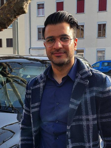 Praktische Führerprüfung - Shefqatullah - 23.02.2021