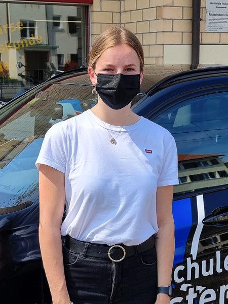 Praktische Führerprüfung - Nancy - 22.04.2021