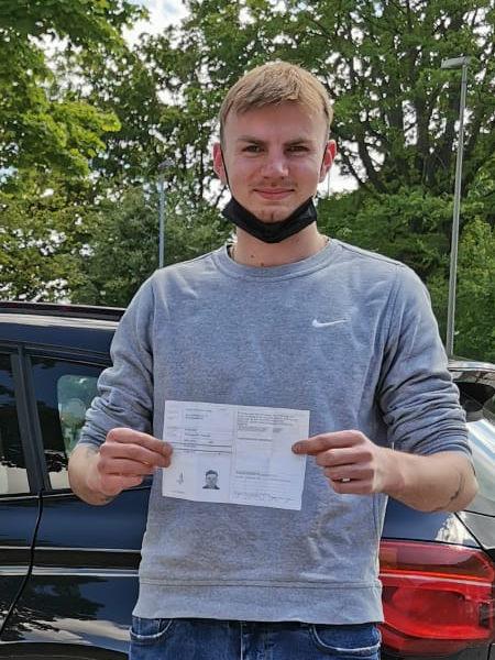 Praktische Führerprüfung - Alexander - 27.05.2021