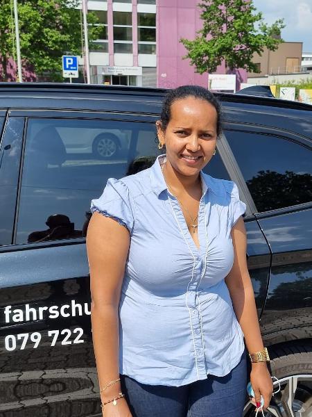 Praktische Führerprüfung - Selam - 11.06.2021