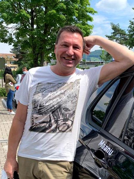 Praktische Führerprüfung - Ingo - 28.06.2021